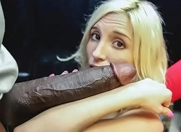 BEST Big black cock OMG