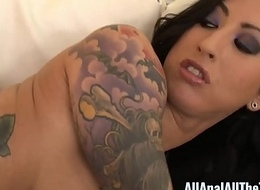 Throughout Assfuck Throughout Take pains Tatted Pet Lily Excursion Acquires Pest Fucked!