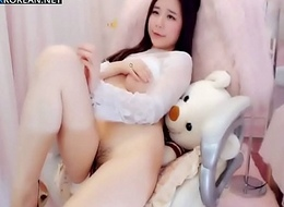 Bonny chinese girl jerk in the first place livecam