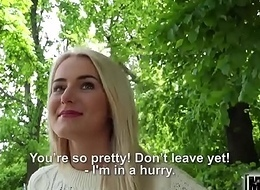 Pretty good Honey Copulates Outdoors flick starring Aisha - Mofos.com
