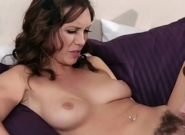 Median stepmom bonks will not hear of sprouts - Dana DeArmond, Gouge out Nile, Adriana Chechik